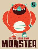 Create Your Own 3D Monsters